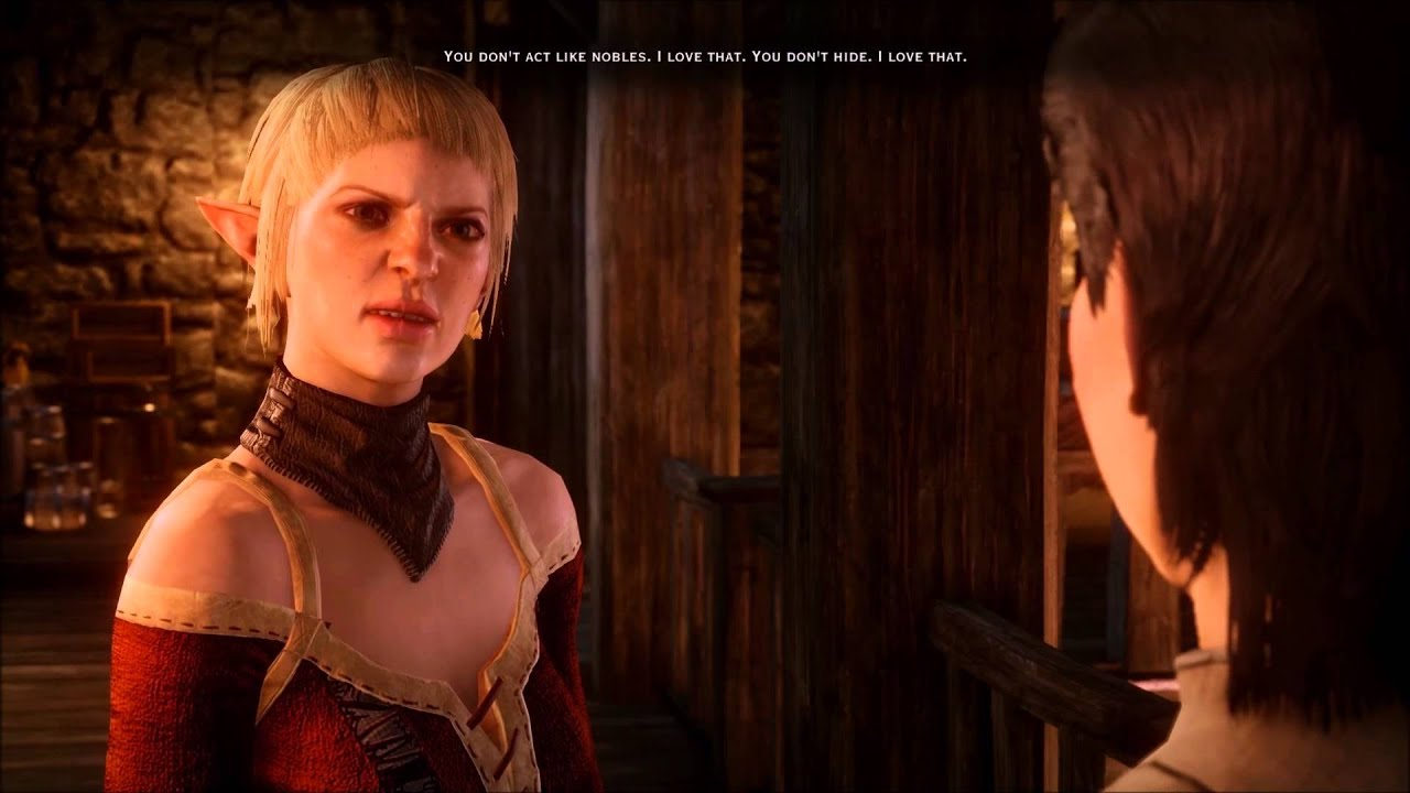 Dating sera dragon age