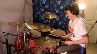 LMFAO - Party Rock Anthem (Blair Brown Drum Cover)