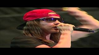 Red Jumpsuit Apparatus - Misery Loves Its Company [LIVE at 7107 International Music Festival]