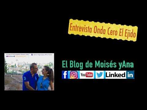Entrevista Onda Cero - El Blog de Moisés y Ana