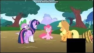 Клип Мой маленький пони на песню Подруга ночь