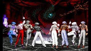 MUGEN KOF Exile Team Vs. Orochi Team