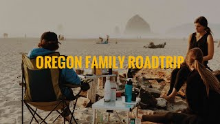 Oregon Family Roadtrip