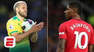 Premier League Predictions: Is Norwich vs. Manchester United a relegation matchup? | ESPN FC