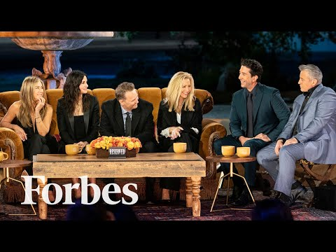 How Friends Generated More Than $1.4 Billion For Its Stars And Creators | Forbes
