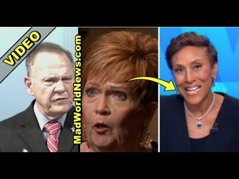 VIEWERS SHOCKED BY WHAT MOORE ACCUSER LET SLIP ON TV ABC DIDN'T WANT YOY TO HEAR THIS!