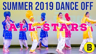 Bhangra Empire All-Stars - Summer 2019 Dance Off - The Debut