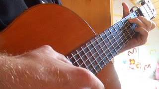 Kopie von spirited away - ending theme played on guitar