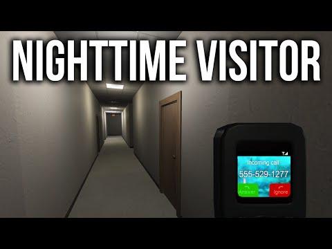 NIGHTTIME VISITOR - Nope Nope Nope Nope Nope
