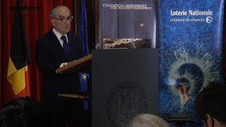 H  Goldberg – Voorzitter van de Stichting Auschwitz   2017 10