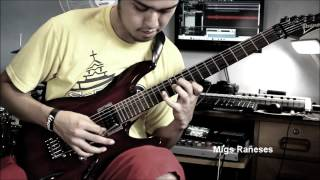 Andy James Guitar Academy Dream Rig Competition -- Migs Rañeses