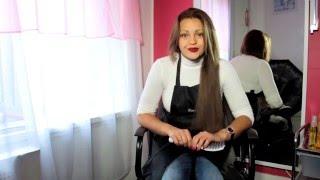 Блог Кристины Храмойкиной: /Как ухаживать за волосами, после процедуры кератинового выпрямления?/