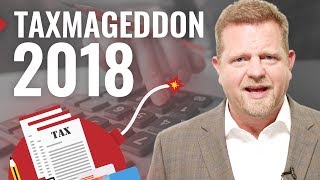 New Tax Laws For 2018 Real Estate and Small Business (TAXMAGEDDON-Webinar REPLAY)