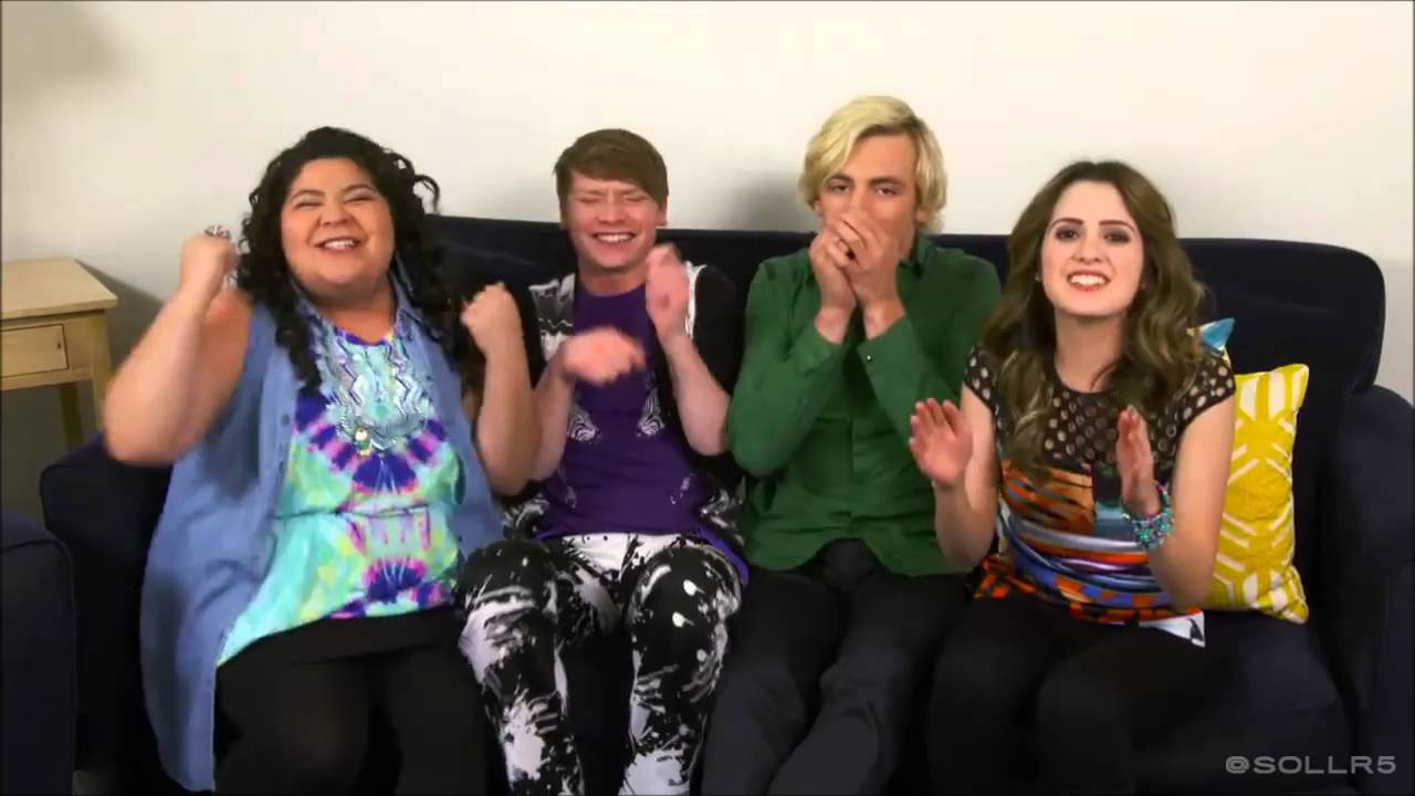 Austin and ally cast dating