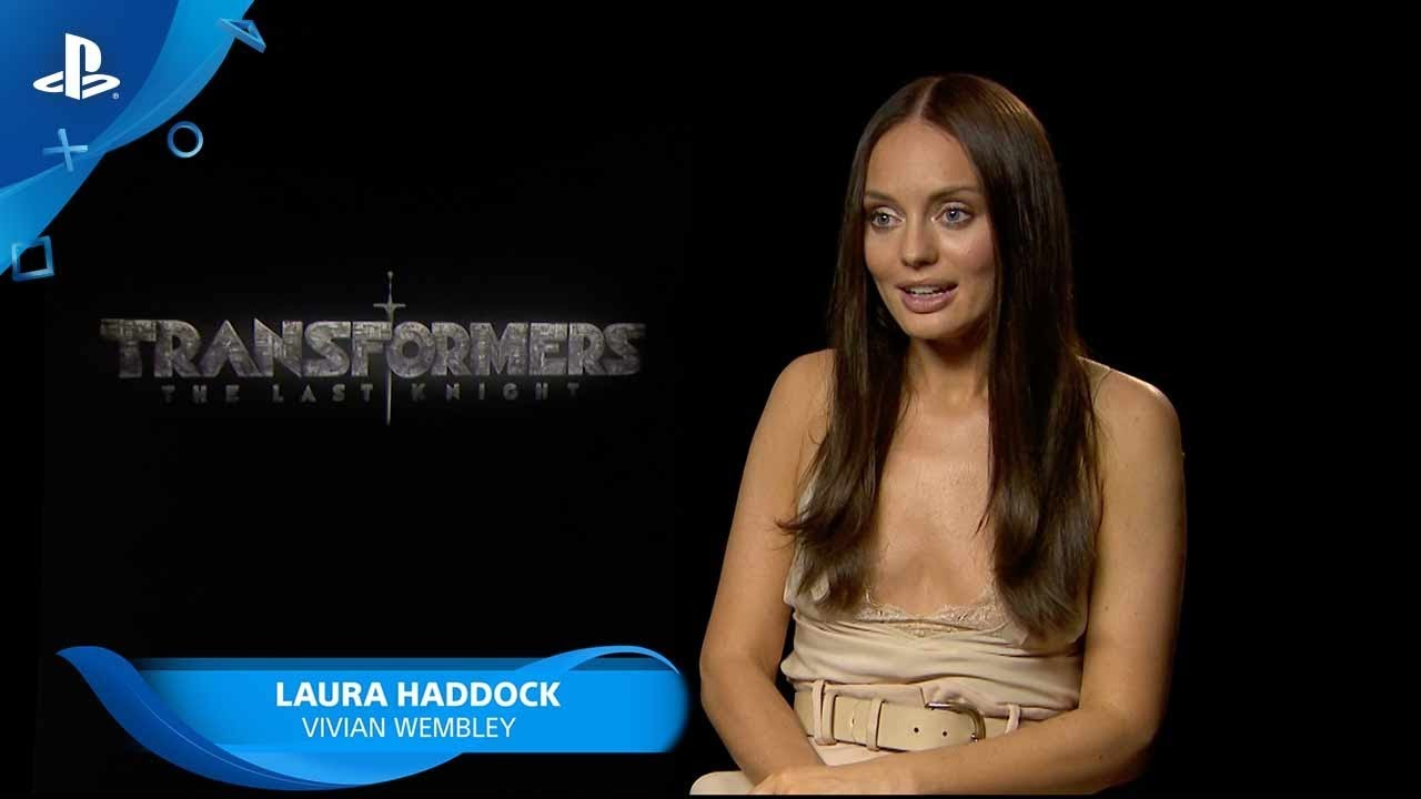 Transformers The Last Knight Vivian: Transformers: The Last Knight Interview