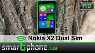Nokia X2 dual-SIM - Обзор. Вторая попытка укротить Android!(Видео обзор смартфона Nokia X2 dual-SIM. Текстовый обзор: http://www.smartphone.ua/test_7014.html. Смартфон Nokia X2 Dual Sim работает под..., 2014-10-14T12:40:23.000Z)
