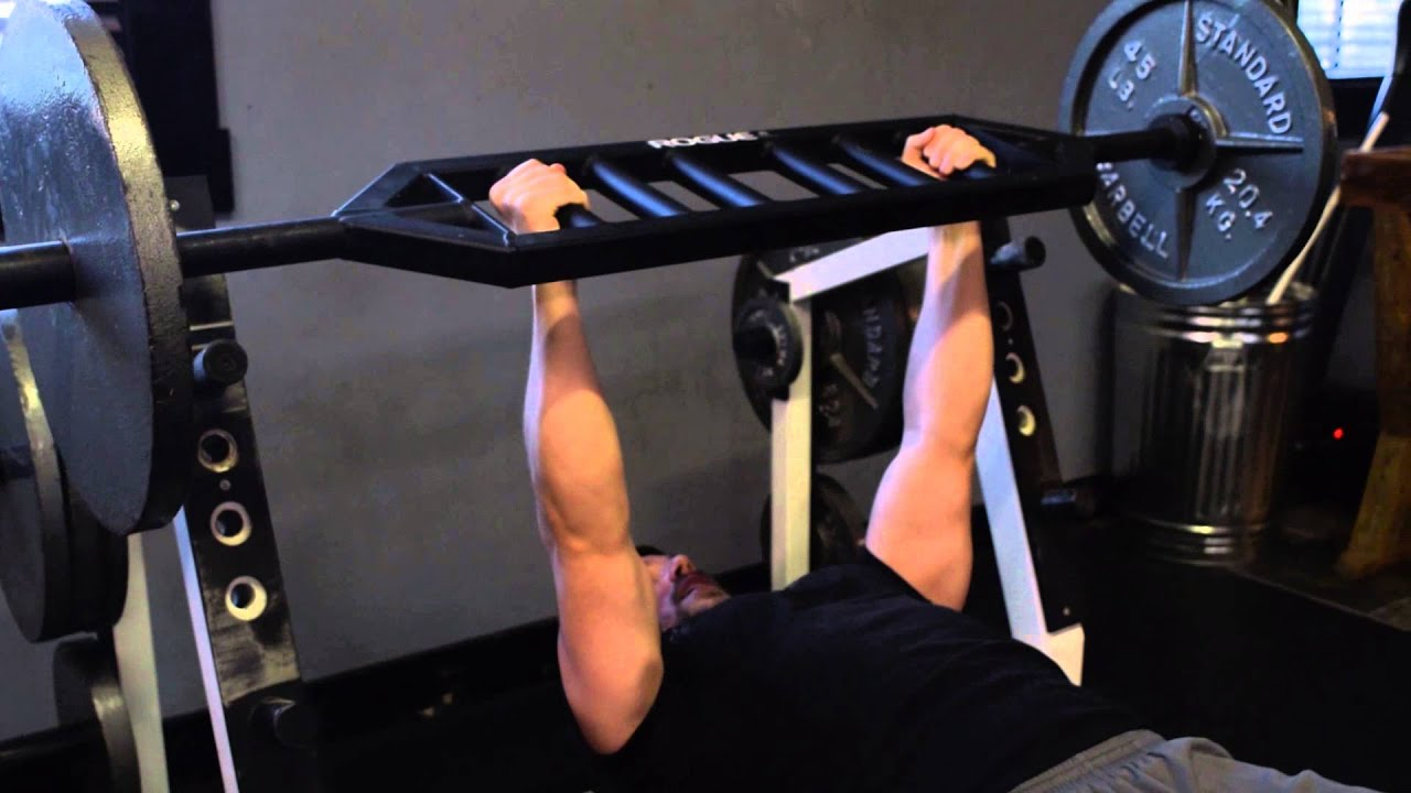 How To Swiss Bar Bench Press Core Blend Demos Youtube