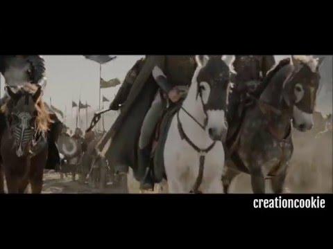✖ Scene coupée Le Seigneur des Anneaux Le Retour du Roi Version Longue   ✖
