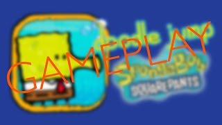 Doodle jump sponge bob