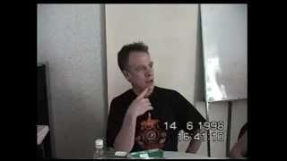 Стивен Лаберж - Осознанные сновидения. Весь семинар 1998.