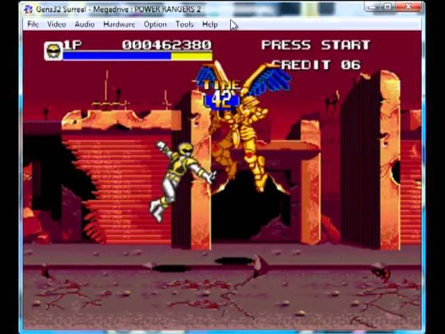 [Análise Retro Game] - Mighty Morphin Power Rangers O Filme - Mega Drive/SNES/Game Gear Sddefault