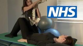 Exercises for sciatica: herniated or slipped disc | NHS