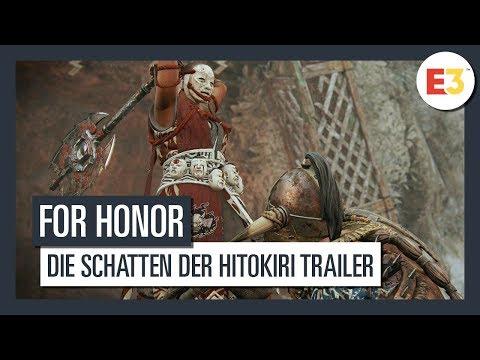 FOR HONOR - E3 2019: Die Schatten der Hitokiri Trailer | Ubisoft [DE]