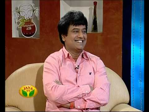 Sirappu Kaalai Malar With Actor Vivek  by Jaya Tv