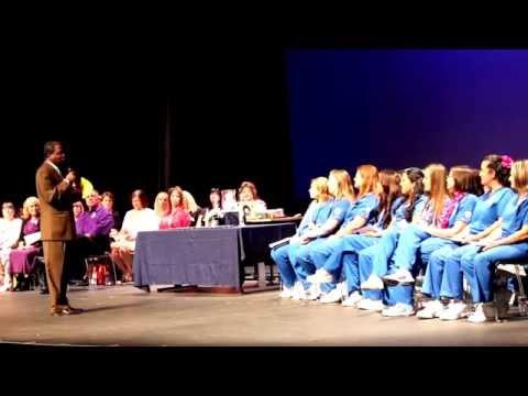 Solano Community College Nursing Pinning Ceremony 2014 PART I