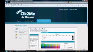 Short URL Advertising - Clk2Me (Tutorial)