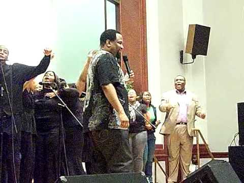 Hezekiah Walker -Souled Out Live In Columbia SC