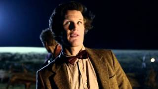 Doctor Who - Rory punch the Doctor in the face