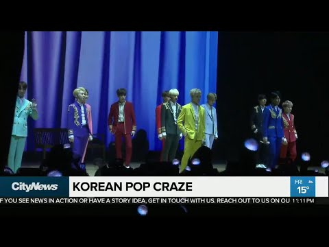 Korean Pop Craze hits Toronto