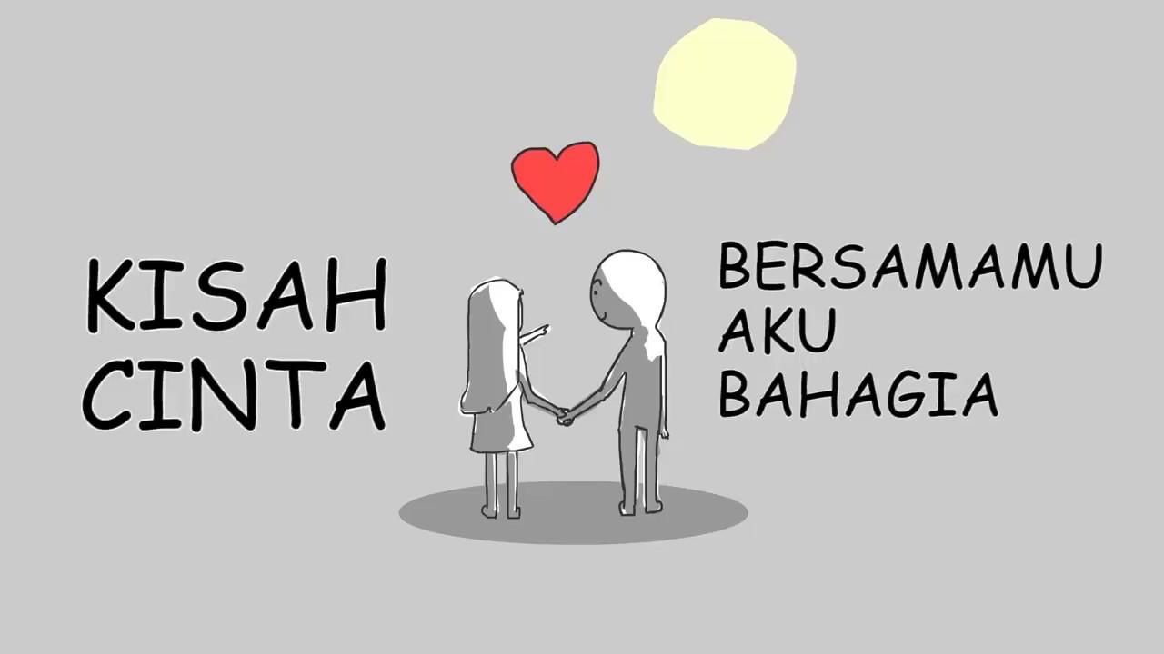 Gambar Animasi Cinta Romantis Nusagates