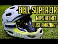 Bell Super 3r MIPS Review 2018 - Awesome Helmet