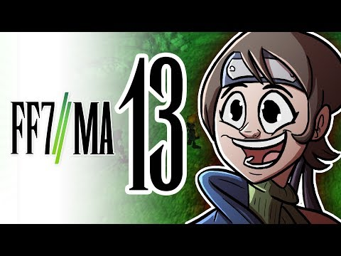 Final Fantasy VII: Machinabridged (#FF7MA) - Ep. 13 - Team Four Star