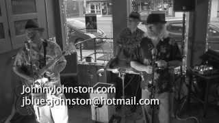 Johnny Johnston & The Po