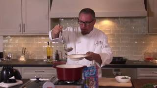 Blue Star Crab And Calabaza Soup By Chef Michael Schwartz