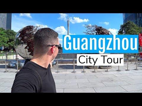 Guangzhou City | Pearl River Cruise and Zhujiang New Town