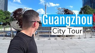 Guangzhou City | Pearl River Cruise and Zhujiang New Town