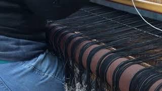 Weaving a new warp