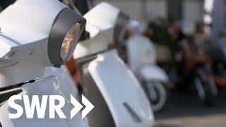 Brüder und Kumpane - Die Elektroroller aus Remagen  | SWR Made in Südwest