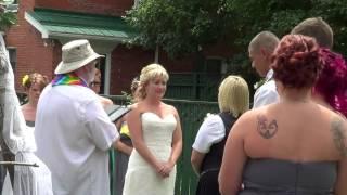 Heather and Olivia Carrigan Wedding 2