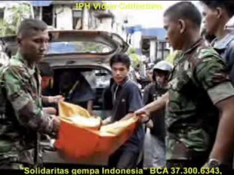 Ibu Pertiwi - Peterpan - Gempa Sumatera Barat