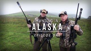 Hunting in Alaska – Episode 1: Long Range Shooting Skills