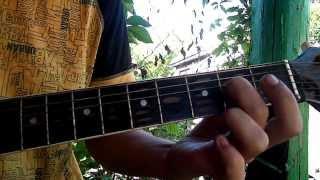 видеоразбор на гитаре саундтрек к фильму Матрица