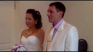 Свадьба Дениса и Юлии!!!