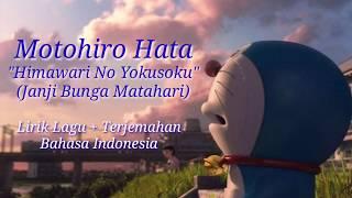 Gambar cover Motohiro Hata - Himawari No Yakusoku (Janji Bunga Matahari) Ost. Stand By Me Doraemon