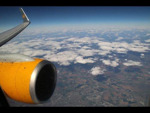 Flug mit Condor von Düsseldorf nach Larnaka