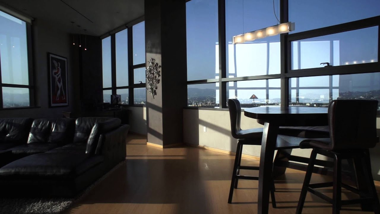 New downtown los angeles condo listing coming onto the for Penthouses for sale los angeles